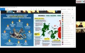 Merasa Tersinggung, Staf KLHK Marah-Marah Saat Webinar Bertajuk Taman Nasional Komodo & Jurassic Park
