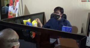Terancam 4 Tahun Penjara, Pencuri Minyak Goreng Dan Susu Di Pinrang Ini Sudah Beraksi Selama 1 Bulan