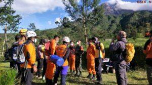 4 Hari Hilang Di Bukit Kendil Merapi, Basarnas Yogyakarta Ubah Pencarian Pakai Metode Pemantauan