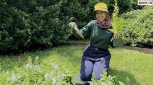 Jadi Pengurus Taman Di AS, Perempuan Asal Surabaya Ini Mengaku Digaji Rp 30 Juta Per Bulan