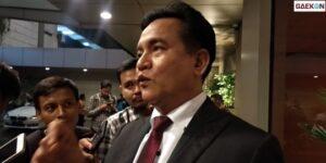 Yusril Dampingi 4 Anggota KLB Deli Serdang Gugat AD/ART Demokrat Ke MA