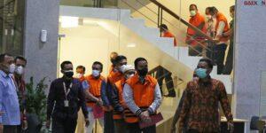 10 Anggota DPRD Muara Enim Ditahan KPK Terkait Kasus Suap